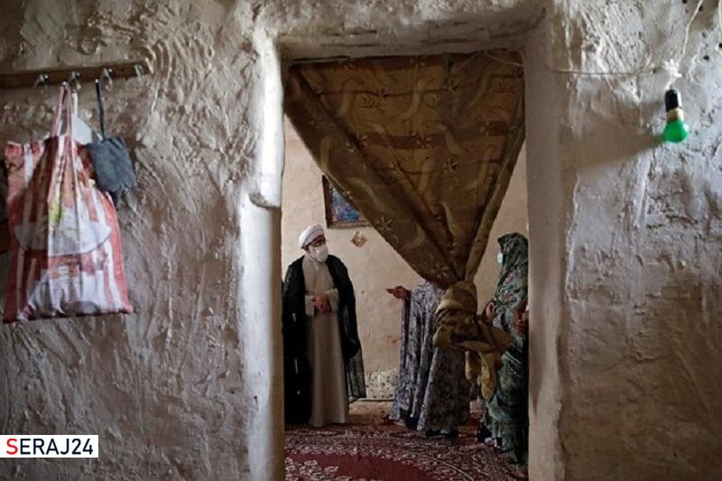 سرکشی تولیت آستان قدس رضوی از روستای «کلاته سید»