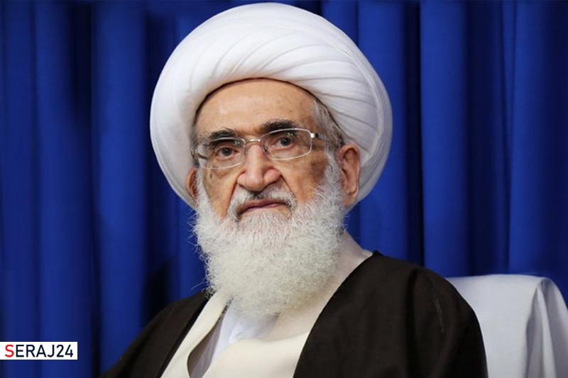 دفتر آیت الله نوری همدانی مطالب منتشر شده منتسب به وی را تکذیب کرد