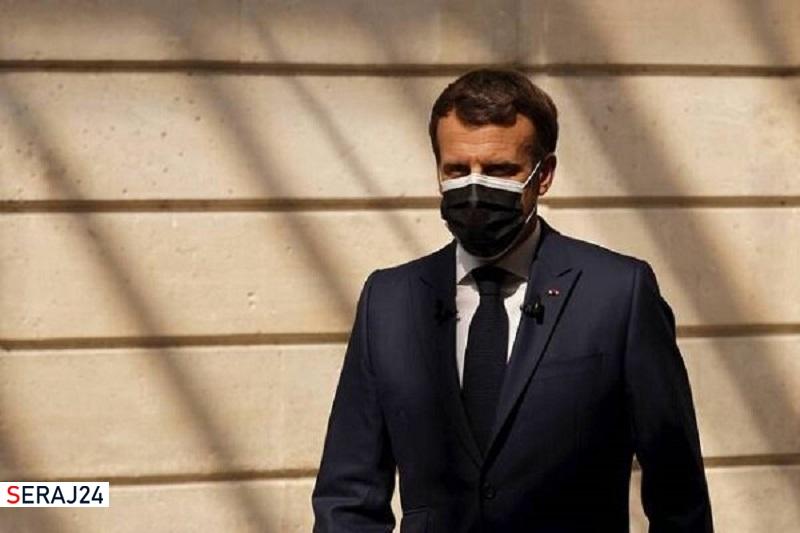 ماکرون به افزایش نژادپرستی در فرانسه اعتراف کرد