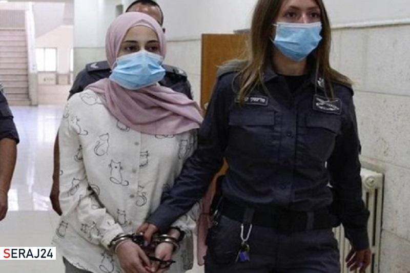 دختر فلسطینی به اتهام ارتباط با حزبالله به 30 ماه حبس محکوم شد