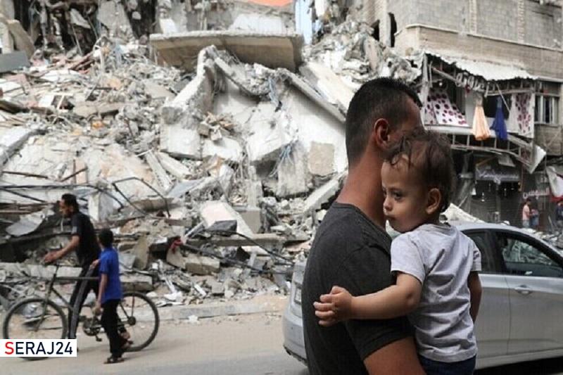 میزان خسارت جنگ ۱۲ روزه غزه ۳۸۰ میلیون دلار برآورد شده است