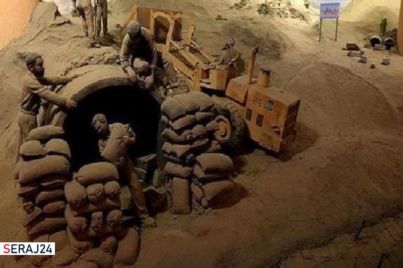 بوشهر باغ موزه دفاع مقدس ندارد