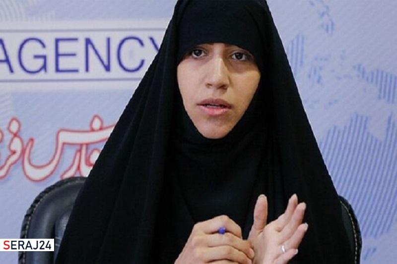 زن ایرانی خواهان حجاب است
