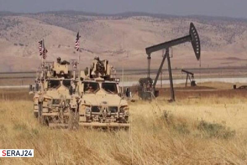 حمله پهپادی به پایگاههای آمریکا در شرق سوریه