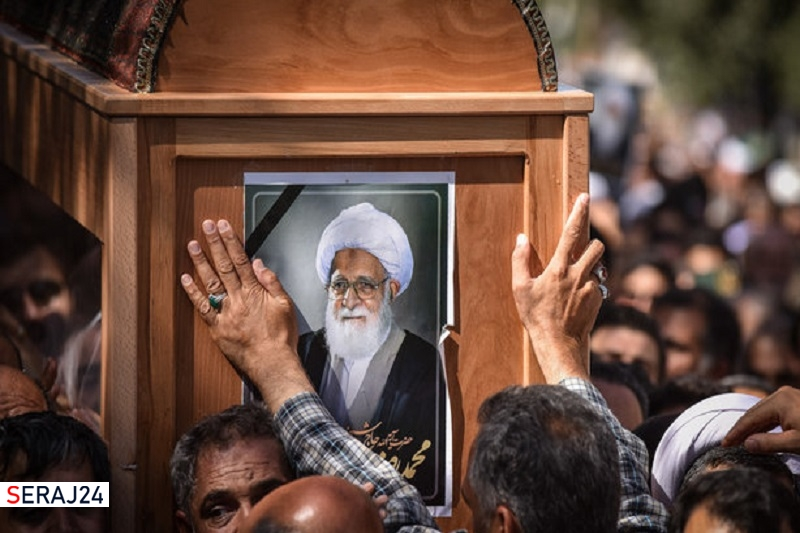 بزرگداشت مرحوم آیت الله حدائق در شیراز برگزار می شود