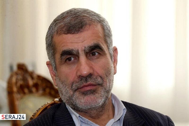 واکنش نیکزاد به طفره رفتن سفیر «اسلوونی» به سوال خبرنگار ایرانی