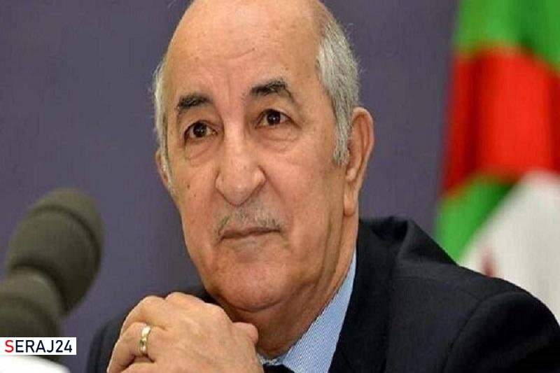 الجزایر: فلسطین قبله سیاسی ما است