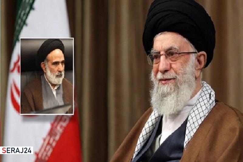 حجتالاسلام ربانی نماینده ولیفقیه در وزارت جهادکشاورزی شد