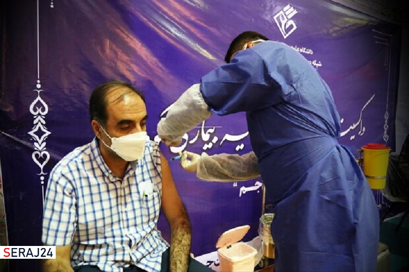 آغاز پویش واکسیناسیون کامل علیه کووید ۱۹ در جنوب کشور
