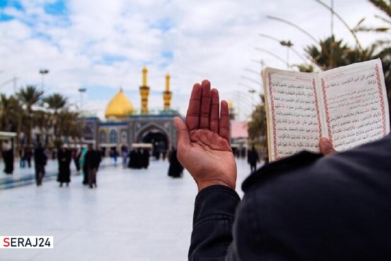 مراسم دعای عرفه در فضای باز بقاع مازندران برگزار می شود