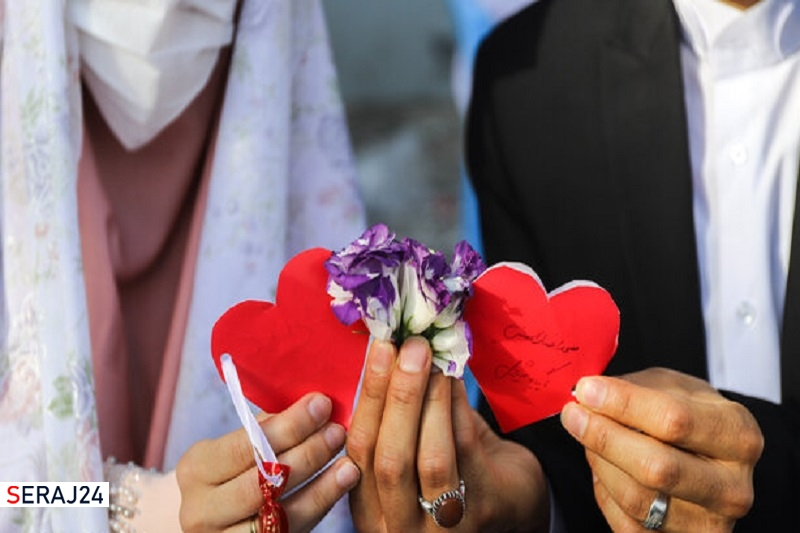 آمار ازدواج در هرمزگان رو به فزونی است