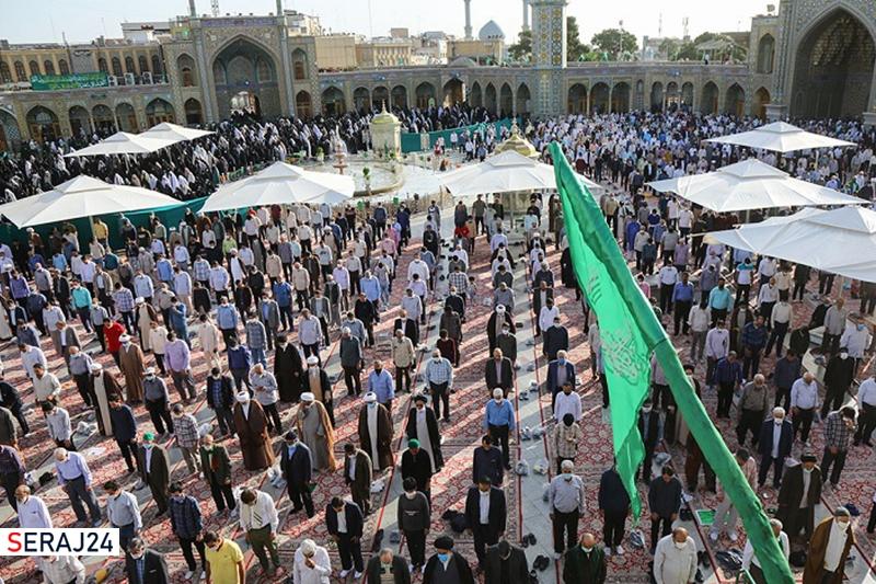 نماز عید قربان با رعایت شیوه نامههای بهداشتی برگزار می شود