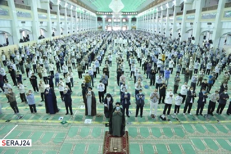 نماز عید سعید قربان در قربان امام خمینی (ره) تبریز برگزار میشود