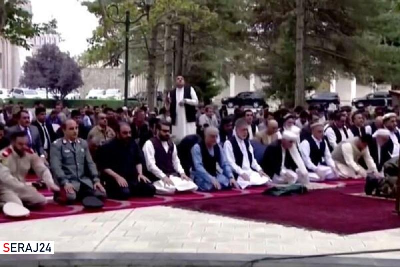 داعش مسئولیت حمله به کاخ ریاست جمهوری افغانستان را برعهده گرفت