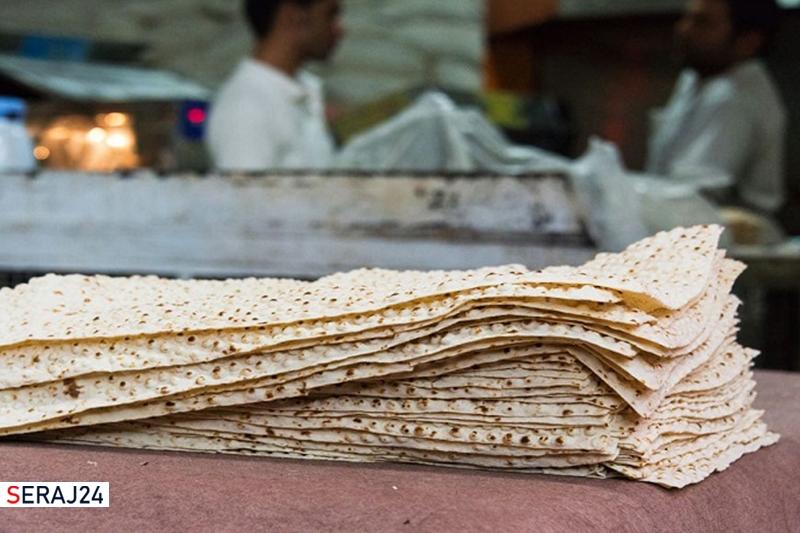افزایش قیمت نان تا اطلاع ثانوی ممنوع شد