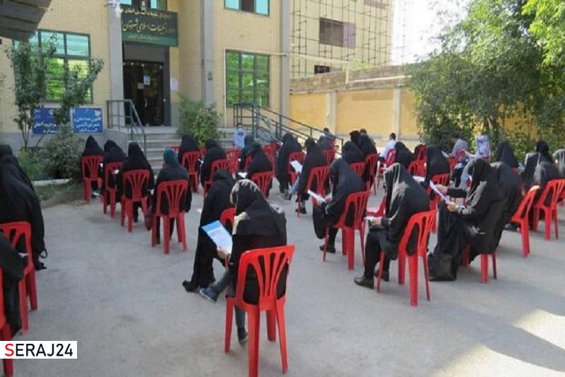 برگزاری دوره آزمون آموزشیاری قرآنی برای طلاب اسدآباد