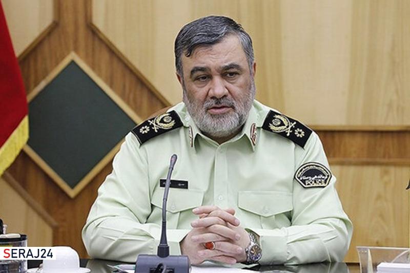 مسببین آشوبهای خیابابی بهسزای عملشان خواهند رسید/ صف مردم غیور خوزستان از معاندین جداست