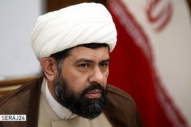 قائممقام سازمان تبلیغات اسلامی به خوزستان رفت