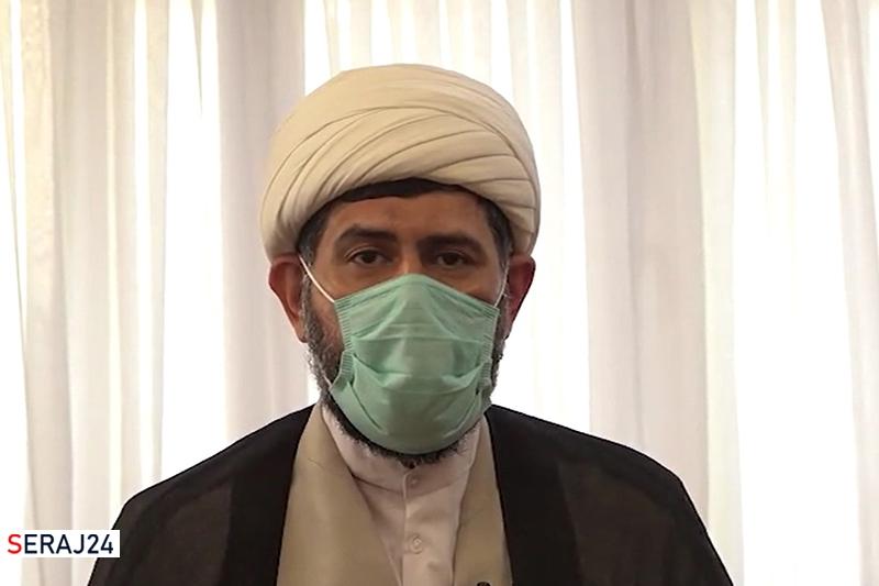 ویدئو/ ملاک برگزاری مراسمات مذهبی اجرای دستورالعمل های بهداشتی است/ به هیئت ها اعتماد کنید