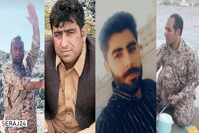 چهار نفر از رزمندگان قرارگاه قدس طی درگیری با اشرار شهید شدند