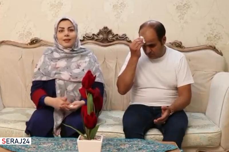 """ویدئو/ داستان پر فراز و نشیب خانواده مقدم در """"پریزاد"""""""