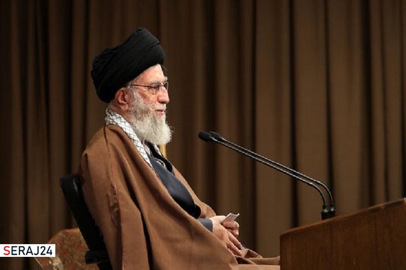 تسلیت رهبر انقلاب در پی درگذشت حجتالاسلام حاج سیدرضا حسینی