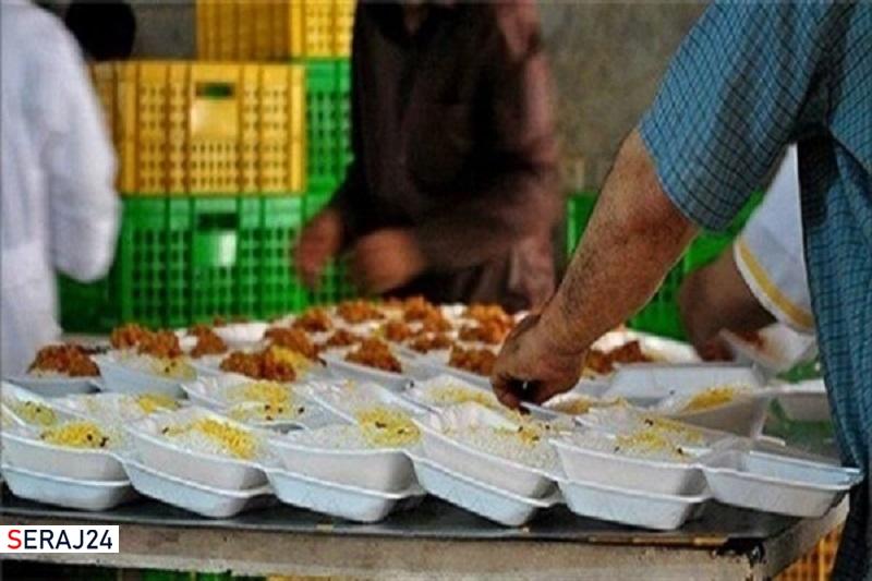 توزیع ۲۱۷ هزار پُرس غذا در بین نیازمندان به مناسبت عید غدیر