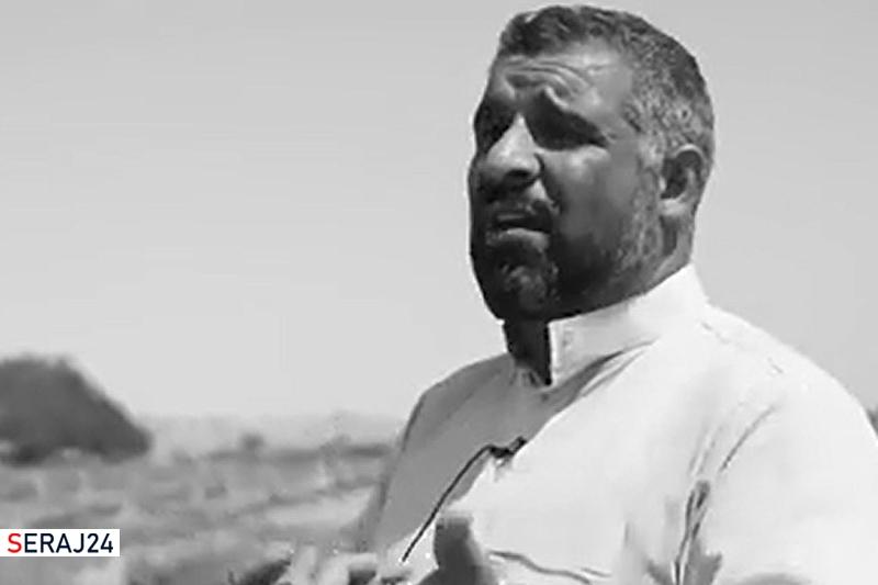 ویدئو/ نخل مثل بچه انسان عزیز است