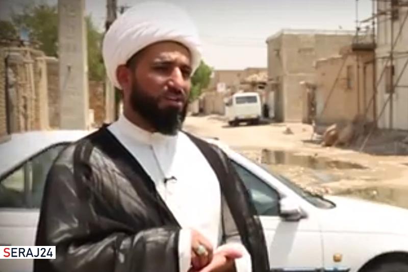 ویدئو/ روایت مردم از ضعف امکانات اولیه در خوزستان/خرابکاران جزو مردم نیستند