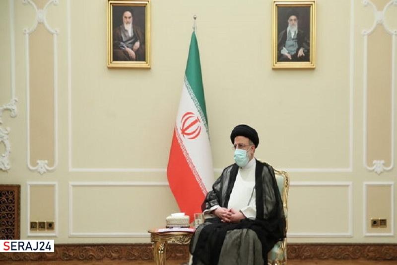 اراده ایران بر گسترش روابط با الجزایر است