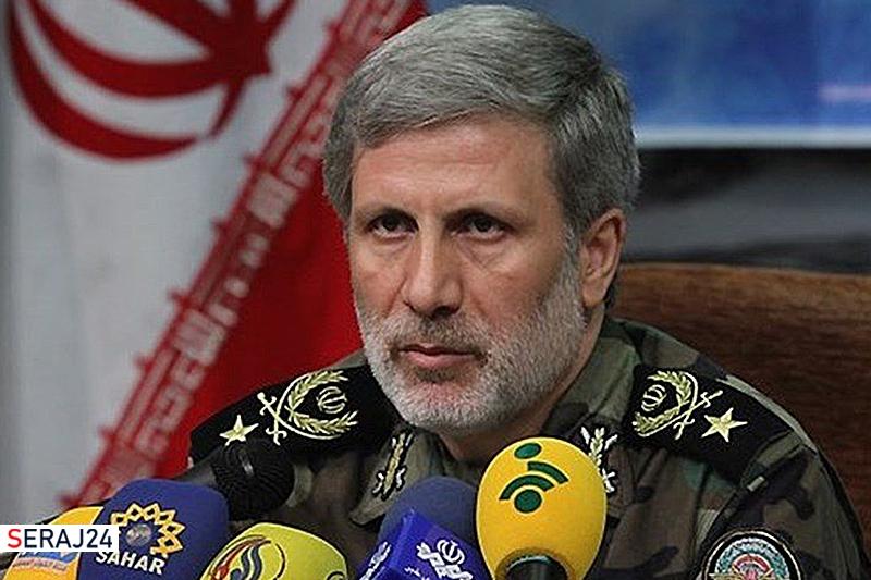 وزیر دفاع: سند همکاریهای ایران و ونزوئلا به زودی امضا میشود