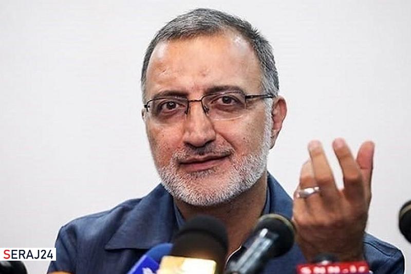 زاکانی رسما شهردار تهران شد