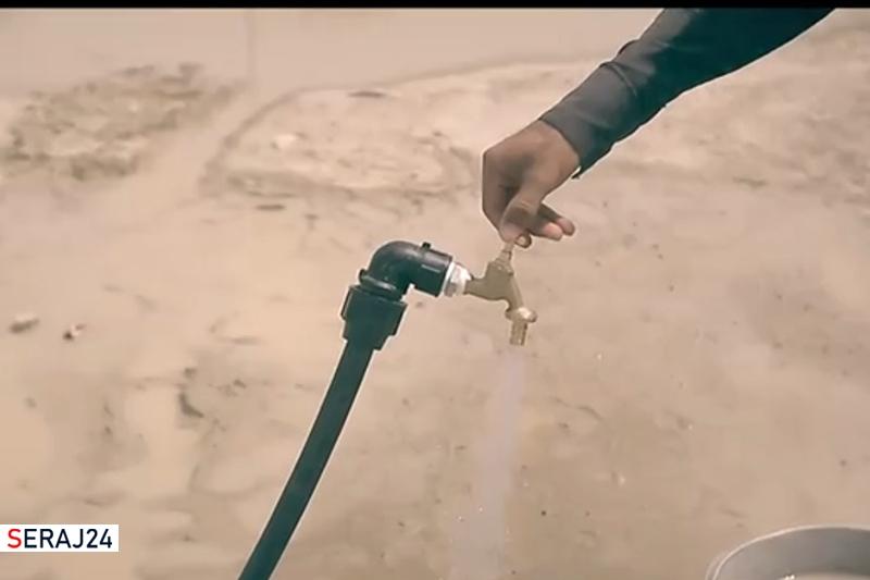 ویدئو/ آبرسانی به ۲۵ روستا در سیستان بلوچستان توسط جمعیت امام رضایی ها