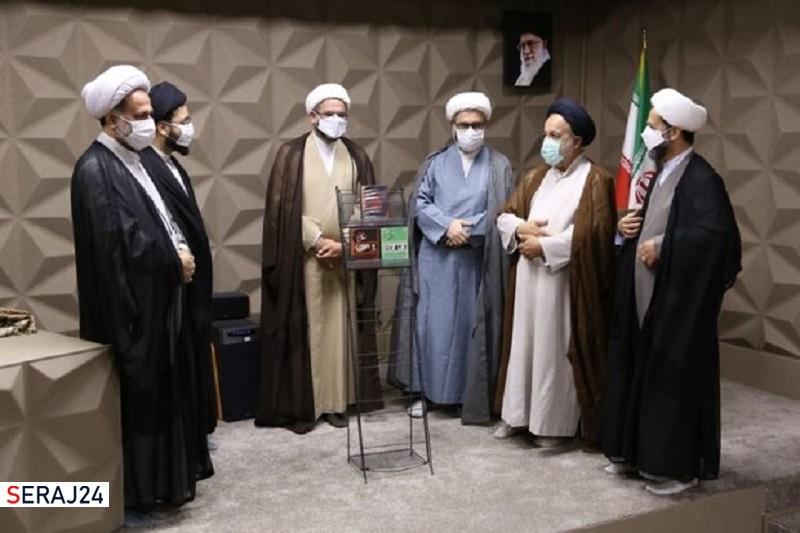 ۳ اثر رسانهای معاونت مهر دفتر تبلیغات اسلامی رونمایی شد