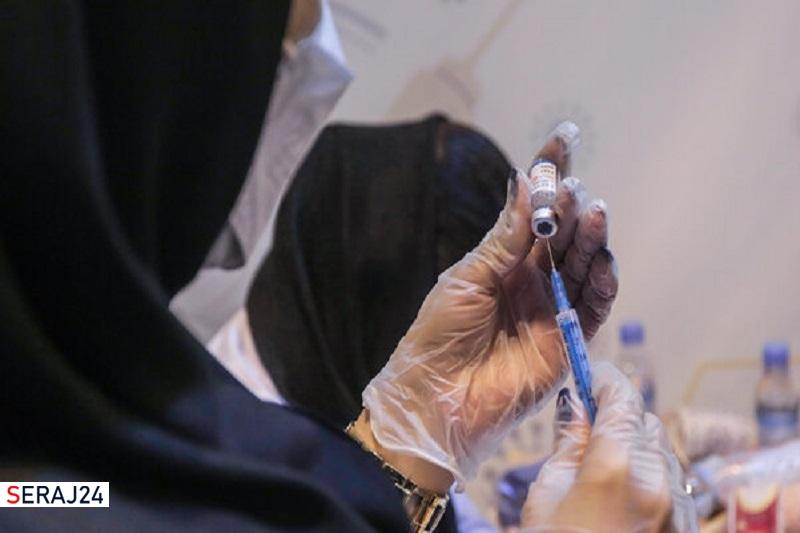 واکسیناسیون دانشجویان خوابگاهی دانشگاه تهران آغاز شد