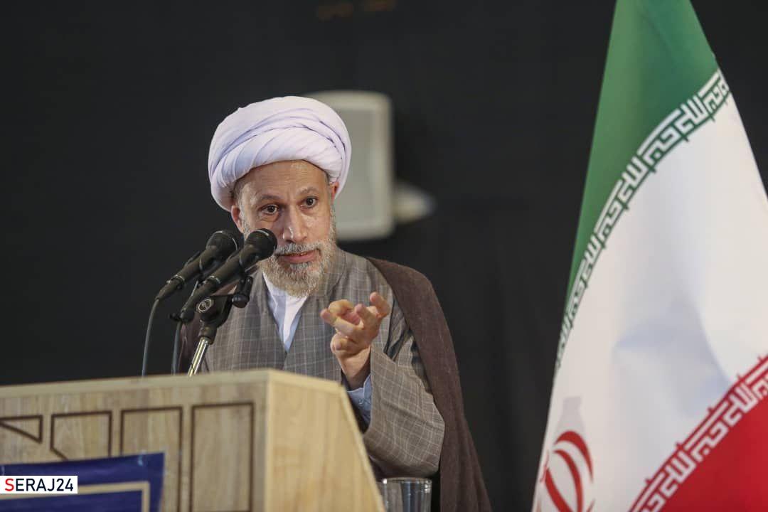 امام راحل مردم سالاری را برخواسته از دین می دانست/دشمن میخواهد کاری کند ما نتوانیم خط امام حسین را از یزید تشخیص دهیم