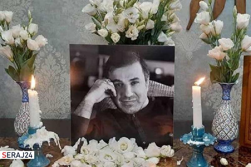 برگزاری یادبود زنده یاد علی سلیمانی در فضای باز حوزه هنری