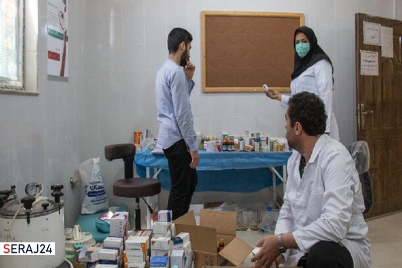 فعالیت ۱۰۰۰ جهادگر در طرح حاج قاسم سلیمانی البرز