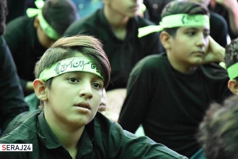 حضرت قاسم یک الگوی کامل برای نوجوانان انقلابی است