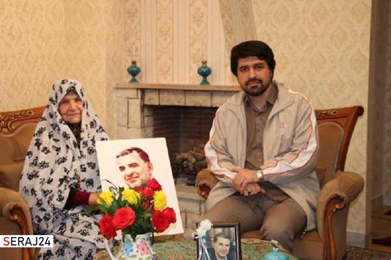 «مادرانه» شهید فرزانه در شبکه پنج سیما