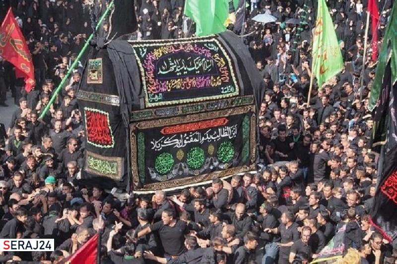 مراسم علم گردانی و نخل برداری در جاجرم برگزار نخواهد شد