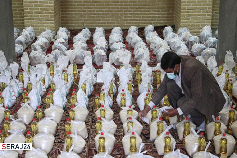 ۱۱ هزار سبد کالایی بین نیازمندان استان بوشهر توزیع میشود