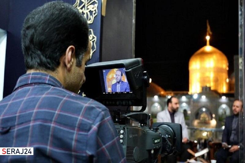 پخش زنده خطبه خوانی شب عاشورا از تلویزیون