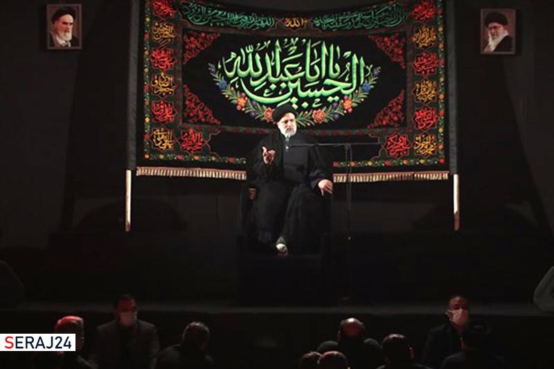 باید برای عزت و سعادت جامعه و حل مشکلات مردم بر اساس سیره امام حسین (ع) تلاش کنیم
