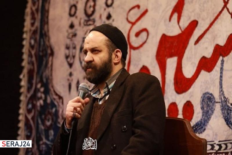 محمد سهرابی شاعر آیینی از بیمارستان مرخص شد