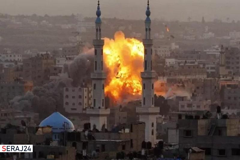 حملات «تل آویو» به مناطق مسکونی در «غزه» جنایت جنگی محسوب میشود