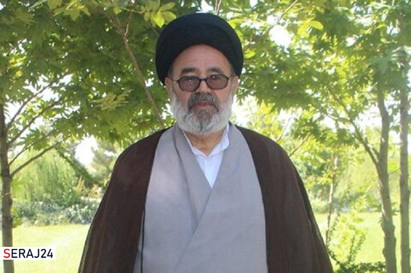 پدر شهید ابراهیمی و مدیر اسبق حوزههای علمیه قزوین درگذشت