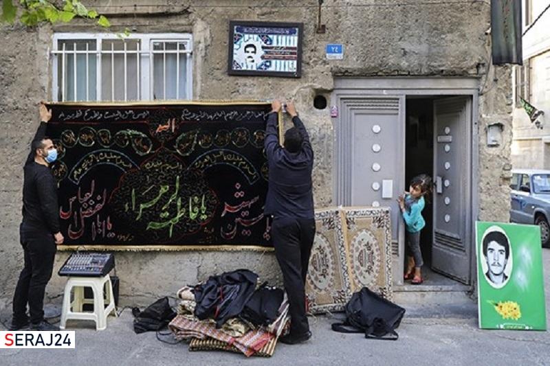 طرح «کوچههای حسینی» در عالیشهر برگزار میشود