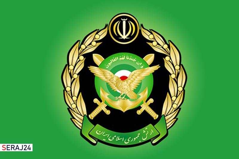 ارتش برای آرامش مردم و آبادانی ایران در کنار دولت انقلابی خواهد بود