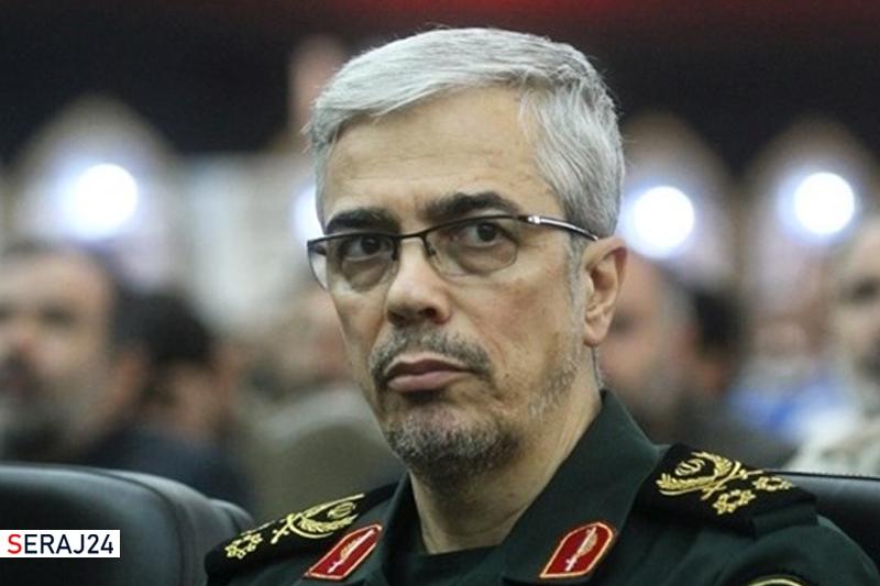 سرلشکر باقری: آمریکا با شکست خفتبار افغانستان را ترک کرد/ وظیفه وزارت دفاع، تحقیقات پیشرفته در لبه فناوری جهانی است